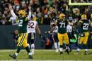 Aaron Rodgers et les Packers écrasent les Bears
