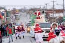 Loterie pour le Défilé du père Noël
