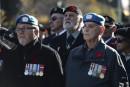 Cérémonies du jour du Souvenir à Ottawa