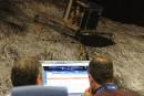 Aux premières loges d'une mission spatiale historique