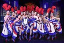 Le Moulin Rouge bat trois records du monde de French Cancan