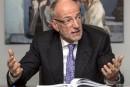 Hubert T. Lacroix:«Je n'ai pas de couleur politique»