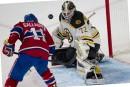 Match Canadien-Bruins à Québec en octobre