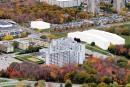 Non aux résidences étudiantes à l'Université Laval