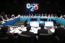 Début du G20 dans une ambiance tendue entre Russie et Occident