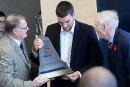 Hugo Richard élu recrue de l'année et joueur par excellence