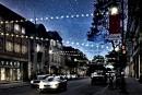 Boulevard Saint-Laurent: pas de guirlande de Noël... cette année