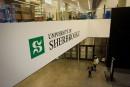 Entente de principe à l'Université de Sherbrooke