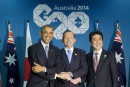 É.-U., Australie et Japon s'opposent aux «actions de déstabilisation» de la Russie