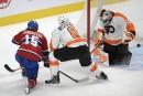 Le Canadien défait les Flyers 6-3