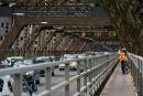 Le CN veut «maquiller l'état lamentable du pont»