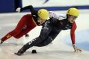 Une seule médaille pour les patineurs canadiens