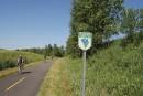 Des inquiétudes pour la Route verte