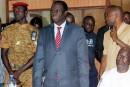 Le Burkina Faso a un nouveau président intérimaire