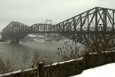 Le CN prend les gens de Québec pour «des fous» et «des cons», estime Labeaume