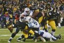 Les Steelers demeurent dans la course