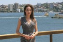 Angelina Jolie défend son film <em>Unbroken</em> à Sydney