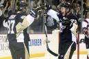 Patric Hornqvist a gagné le gros lot avec les Penguins