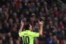Lionel Messi pourrait quitter le FC Barcelone