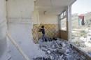 Attentat à Jérusalem: le logement d'un Palestinien rasé