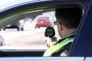 Les policiers demandent la fin des quotas de contraventions