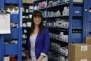 Françoise Dubé, pharmacienne en établissement de santé