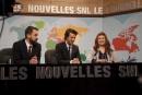 Mickaël Gouin à <em>SNL</em>: une nouvelle, un gag