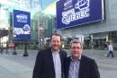 LNH: de la place pour Las Vegas et Québec, croit le PDG d'AEG
