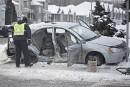 Filature mortelle à Longueuil: le policier impliqué a comparu