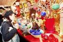 Sous le charme des marchés de Noël