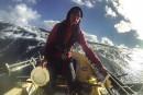 Mylène Paquette: femme à la mer