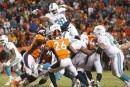 Les Dolphins incapables de finir le boulot face aux Broncos