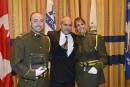 Sauvetage de Marco Lavoie: deux policiers honorés