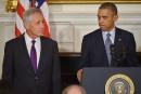 Obama se sépare de Chuck Hagel, chef du Pentagone