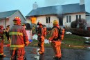 Drummondville: un mort et un blessé grave dans un incendie suspect