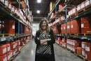 Elizabeth Vanderhoven: directrice des ventes