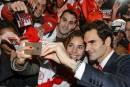 Federer et Wawrinka accueillis en héros en Suisse