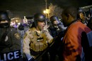 Jeune Noir tué à Ferguson: le policieréchappe à toute poursuite