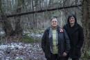 Sur la route d'Énergie-Est: protéger les terres et les tourbières