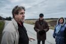 Sur la route d'Énergie-Est: mobilisés pour protéger le fleuve