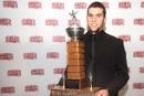 Hugo Richard est nommé recrue de l'année au Canada