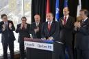 Les gouvernements offrent 100 millions $ pour le pont de Québec