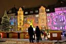 Marché de Noël allemand: le petit village brille à nouveau
