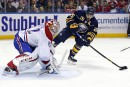 Le Canadien coulé par un but chanceux des Sabres