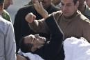 Égypte: Moubarak blanchi pour le meurtre de manifestants