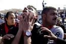 Manifestation au Caire après l'abandon des charges contre Moubarak