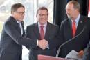 Pont de Québec: les élus persistent malgré le refus du CN