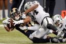 Les Rams pulvérisent les Raiders 52-0