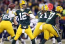 Un spectacle signé Aaron Rodgers