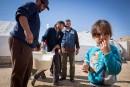 Vivres coupés aux réfugiés syriens